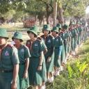 เข้าค่ายลูกเสือ - เนตรนารี ชั้นมัธยมศึกษาปีที่ 2  13 -15 มกราคม 2557 ณ ค่ายลูกเสือชั่วคราวโรงเรียนพระครูพิทยาคม