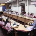 ศึกษาดูงานของสภานักเรียน ณ โรงเรียนเบญจมราชรังสฤษฎิ์