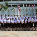 นักศึกษาฝึกประสบการณ์ BRU. ปีการศึกษา 2558