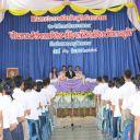 อำลาสถาบัน พิธีมอบประกาศนียบัตรผู้สำเร็จการศึกษา ปีการศึกษา 2554